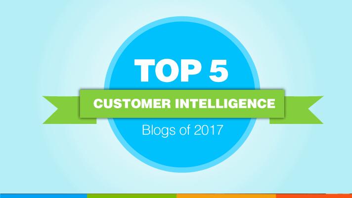 Top Customer Intelligence Blogs
