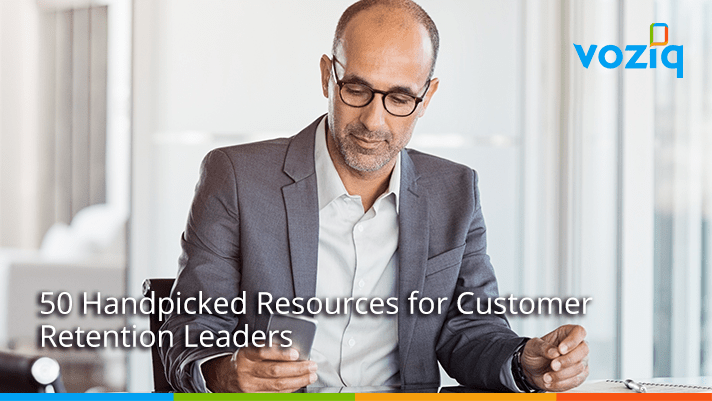 50 Handpicked Resources for Customer Retention Leaders